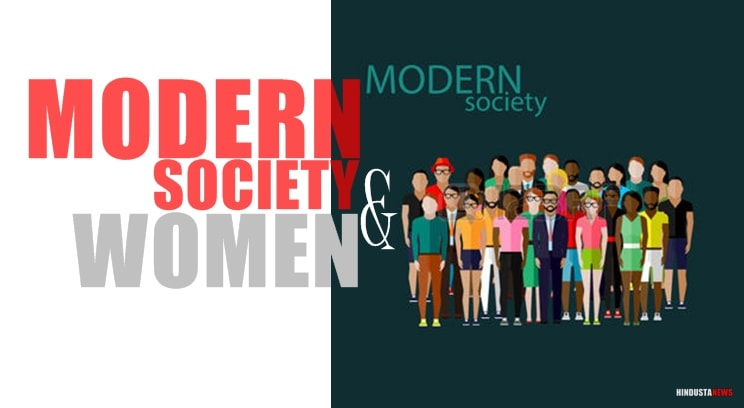 role of a woman in modern society pdf