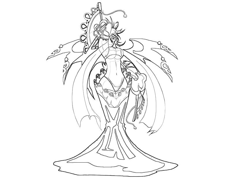 League of legends karma cartoon surfing for League of legends coloring pages