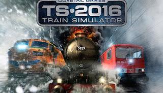 TRAIN SIMULATOR 2016 free download pc game full version
