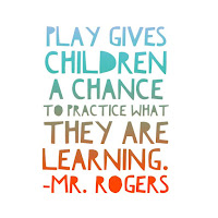 children learn by playing - until they are ruined