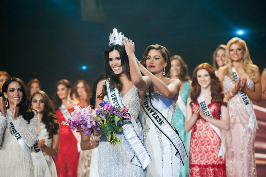 Miss Universe Paulina Vega: Beauty And Secret