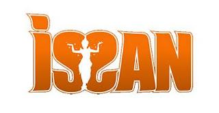 Issan - logo