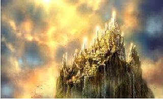 Οι θεοί του Ολύμπου ζούσαν κυρίως φιλικά μεταξύ τους, σε ένα σπίτι-ανάκτορο