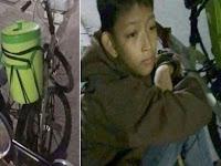 """Adit,Bocah Penjual Es Keliling Malah Bikin Dinsos Geram: """"Jangan Beri Dia Uang"""""""