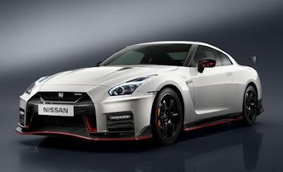 2017 Nissan GT-R new sports car