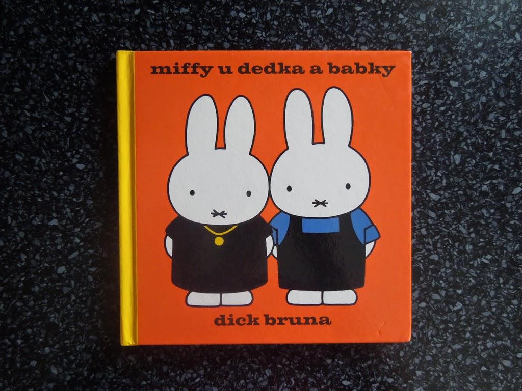 Miffy u dedka a babky