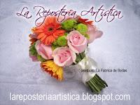 ramos bouquet de novia y dama
