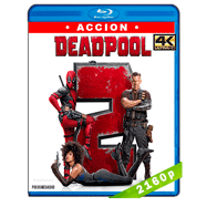 Deadpool 2 (2018) Theatrical 4K Audio Dual Latino-Ingles