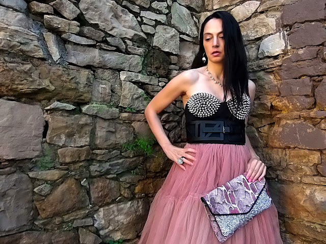 fashion, moda, look, outfit, blog, blogger, walking, penny, lane, streetstyle, style, estilo, trendy, rock, boho, chic, cool, ropa, cloth, garment, inspiration, fashionblogger, art, photo, photograph, tulle, biker, asos,hym Avilés, asturias,
