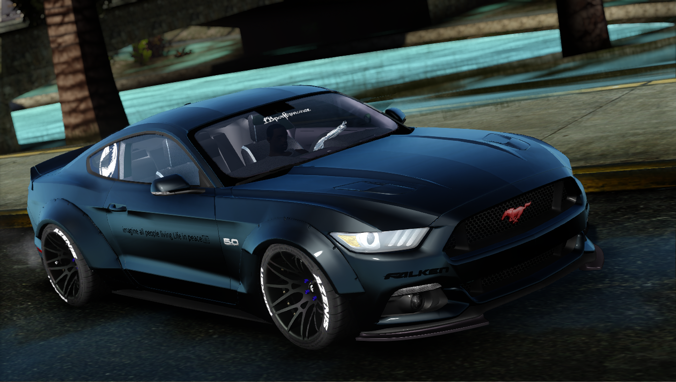 Adan 69 Mod Database Ford Mustang Gt Liberty Walk