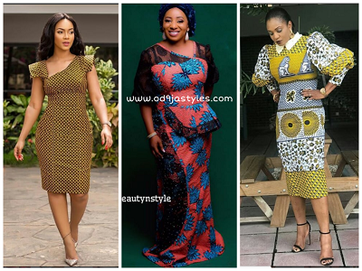Ankara Styles : New And Lovely Collections of Latest Ankara Styles 2018