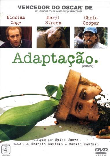 Adaptação. Torrent – BluRay 720p/1080p Dual Áudio (2002)