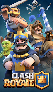Gratis Game Baru Seru Clash Royale APK