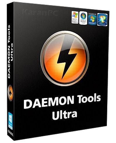 DAEMON Tools Ultra 3.0.0.0310 + Crack