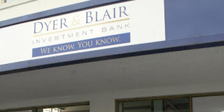 Dyer and Blair 2016 Africa banker awards investment