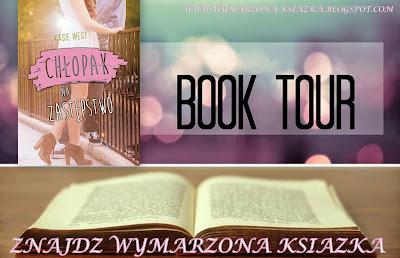 Book Tour z Chłopakiem na zastępstwo