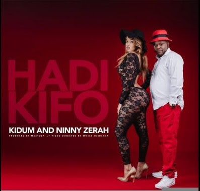 Kidum Ft. Ninny Zerah – Hadi Kifo video
