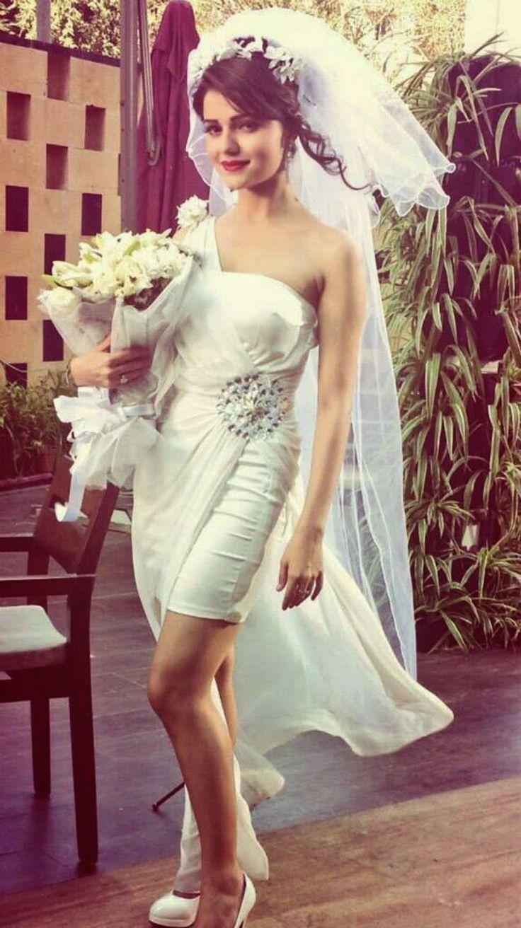 Hindi TV Serial Actress Rubina Dilaik Hot Photo Shoot