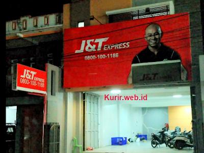 alamat agen J&T Express di Garut