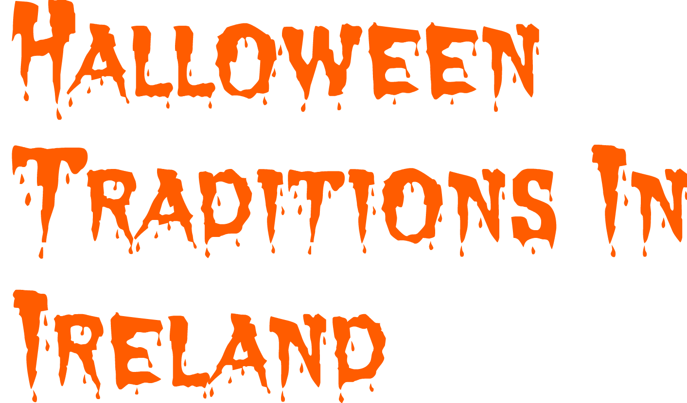 here in ireland we still celebrate halloween on october 31st every year and although its not as strongly appreciated as it was when i was a child its a