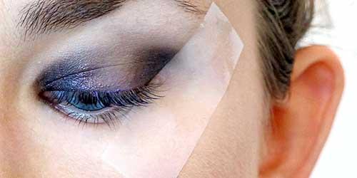 Como aplicar sombras de ojos si eres principiantes