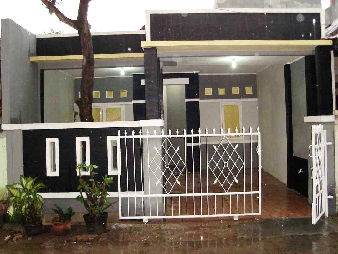 Contoh Pagar Rumah Minimalis Modern Arsitekhom