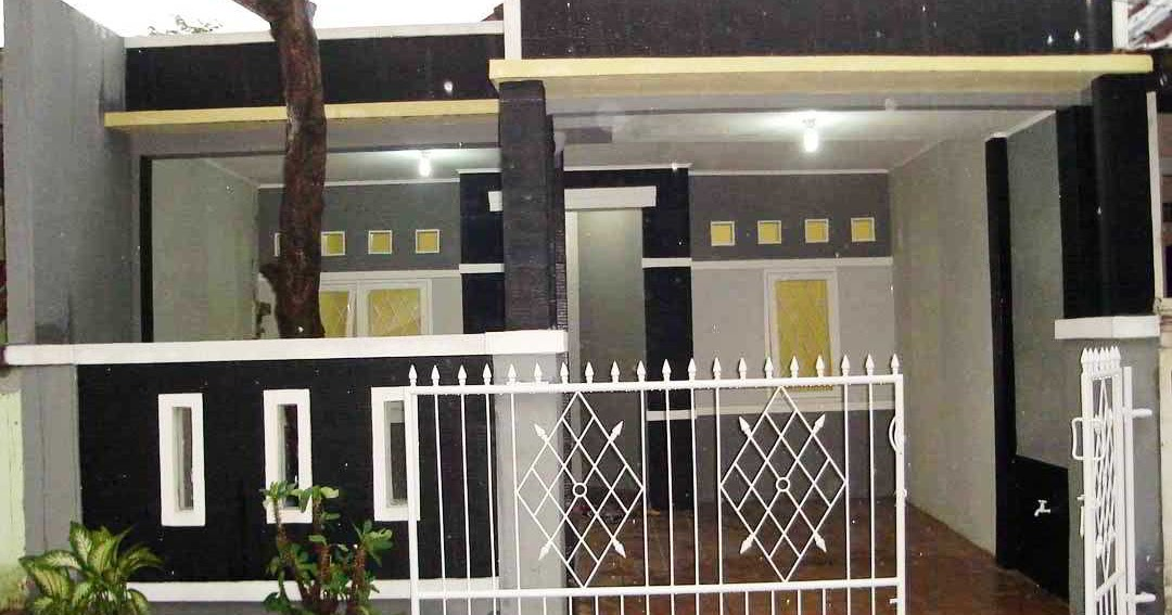 41 Desain Pagar Rumah Minimalis Type 21 Shreenad Home