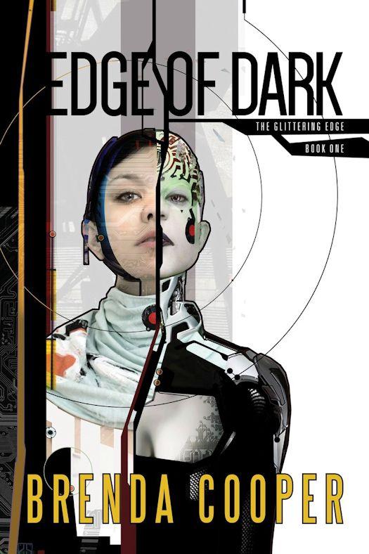 Review: Edge of Dark by Brenda Cooper