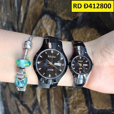 Đồng hồ cặp đôi Rado Đ412800