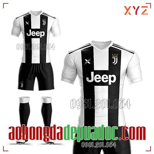 Áo Juventus 2019 Sân Nhà