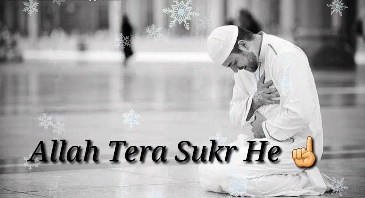 Allah Tera Sukr He Islamic Whatsapp Status 30 Seconds