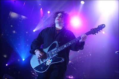 concierto en vivo y directo webcast the cure en francia julio 2012