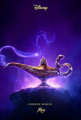 Aladdin Pôster 2019 live-action