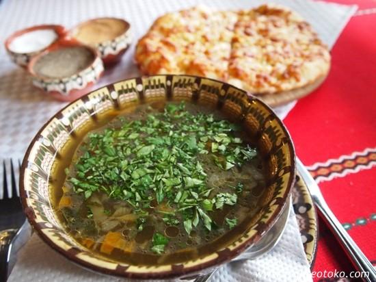 ブルガリア料理、ブルガリアのレストラン、ブルガリアごはん