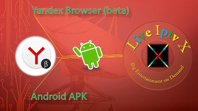 Yandex Browser (beta) APK