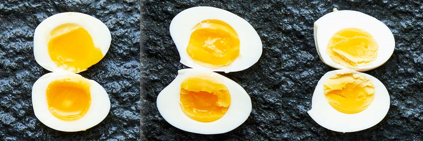 hur länge kokar man ägg