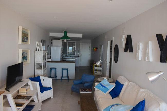apartamento en venta playa la concha oropesa salon