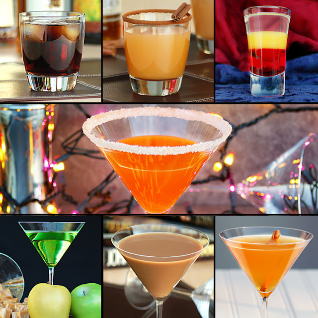Autumn Cocktails: Haunted Halloween And Fabulous Fall Cocktail Roundup