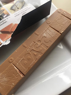 Zotter Vegan Choco Nougat with Coconut Sugar