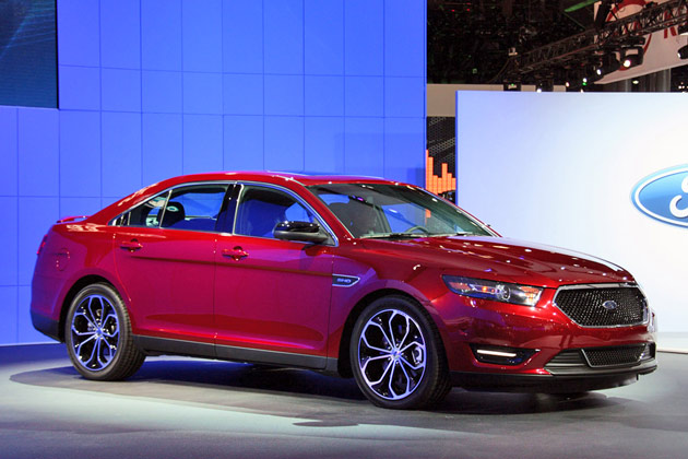 Scrap Car Buyers >> Ford Cars: 2013 Ford Taurus SHO