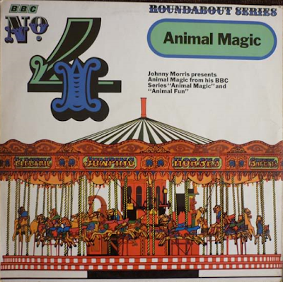 RBT 4 Animal magic Johnny Morris from the BBC albums - Records and Tapes library