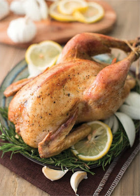 Simply Oven Roasted Chicken Recipe ina garten