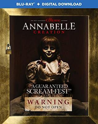 Annabelle Creation 2017 Daul Audio 720p BRRip 550Mb HEVC x265