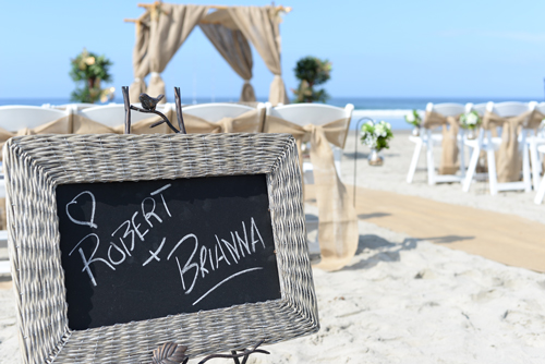 San Diego Seaside Beach Weddings