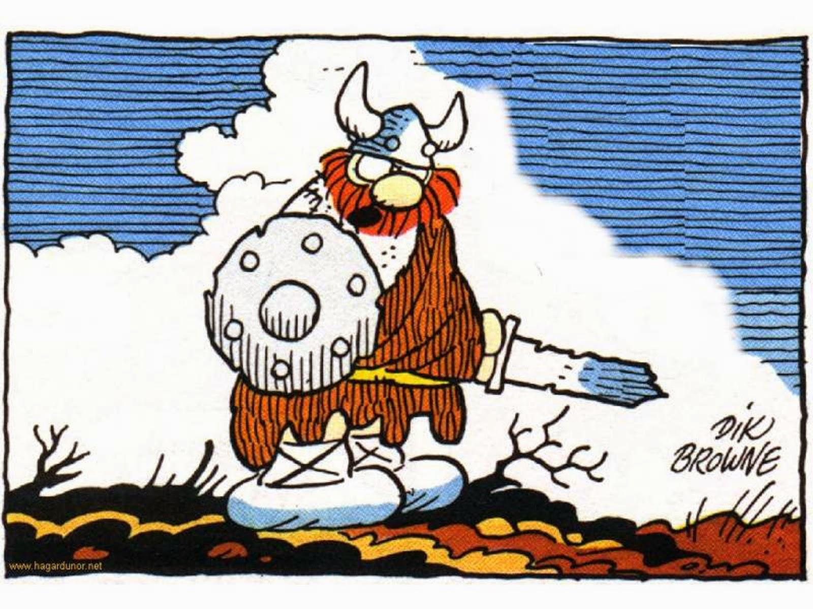 cartoon porn Viking