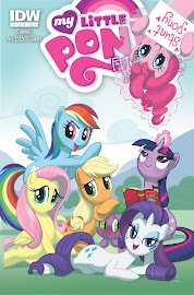 MLP Friendship is Magic #5 Comic
