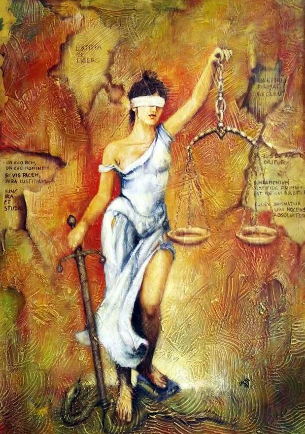cad141a8c JUSTICIA EN LIBERTAD - PINTURAS DE JALAR