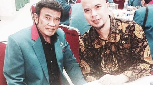 Ahmad Dhani Ramalkan Nasib Jokowi dan Rhoma Irama di Masa Depan, Ini Hasilnya