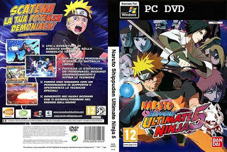 Naruto Shippuden Ultimate Ninja 5-Free Download Pc Games