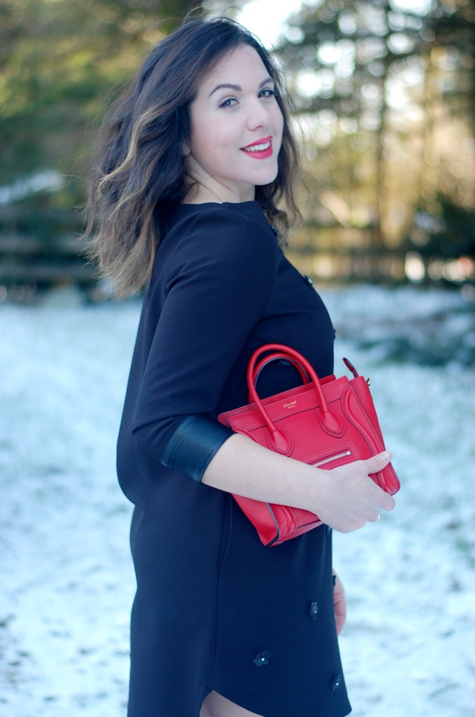 ELLE by RW&Co. dress holiday Vancouver fashion blogger